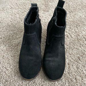 Dolce Vita Black Booties